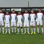 U16: vereséggel zártuk a belgiumi UEFA-tornát
