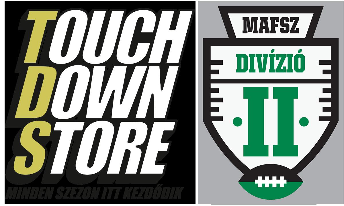 TD Store Divízió II logó