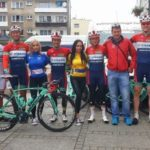 Kőbánya Cycling Team a Balti Körversenyen