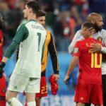Curtois és Hazard nekiment a franciáknak
