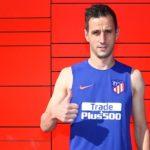 HIVATALOS: Kalinic az Atleticóhoz igazolt