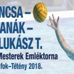 Masters vízilabda emléktorna Budapesten