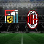 Dudelange-Milan: a hivatalos kezdőcsapatok