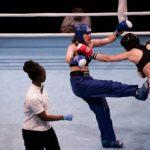 Rákóczi Renáta sporttörténelmi kick-box világbajnoki címe