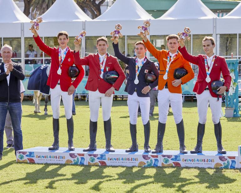 IfiOlimpia2018-csapat