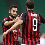 A Milan megfordította az Olympiacos elleni meccset