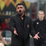 Gattuso elégedett az eredménnyel, a játékkal kevésbé
