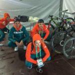 Kezdődnek az ifjúsági olimpia kerékpárversenyei