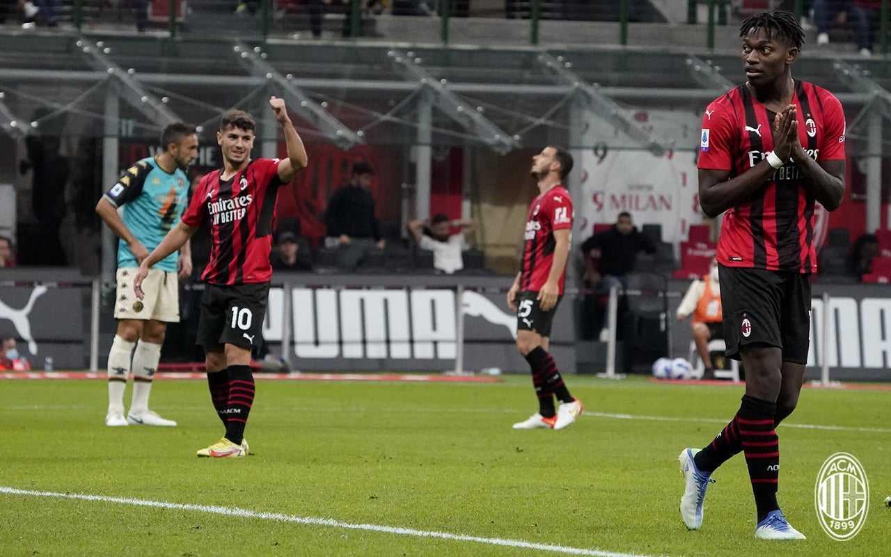 A Milan két góllal legyőzte az újonc Veneziát