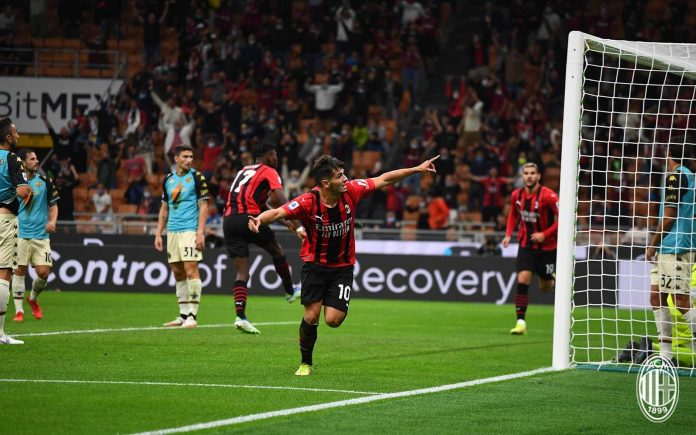 VIDEÓ: Diaz révén szerzett vezetést a Milan